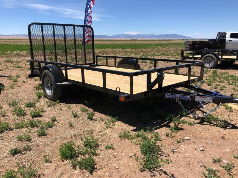 "2020 Load Trail 83""X12' Single Axle Utility Trailer 3K Utility Trailer"