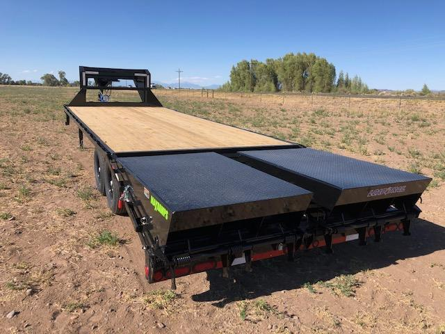 "2020 Load Trail Heavy Duty 102"" x 25' Gooseneck Deckover 14K"