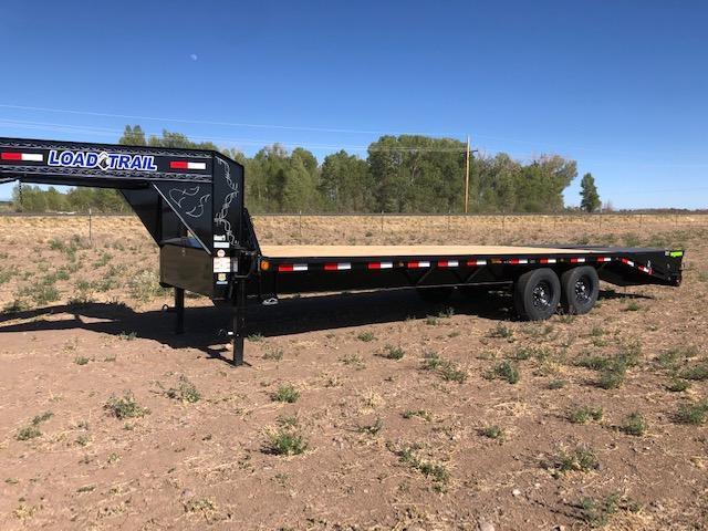 """2020 Load Trail Heavy Duty 102"""" x 25' Gooseneck Deckover 14K"""