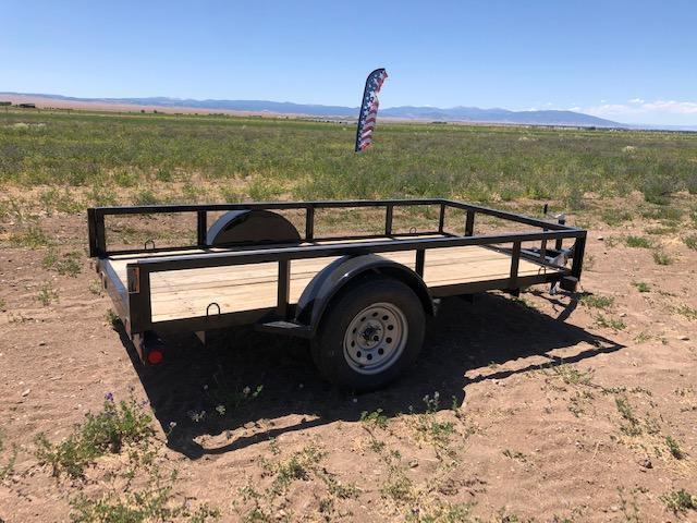"2020 Load Trail 60""x10' Single Axle Utility Trailer 3K Utility Trailer"
