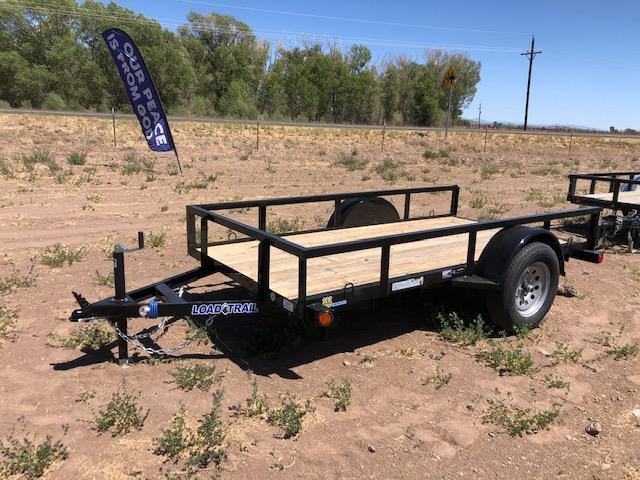 "2020 Load Trail 60""x10' Single Axle Utility Trailer 3K Utility Trailer"