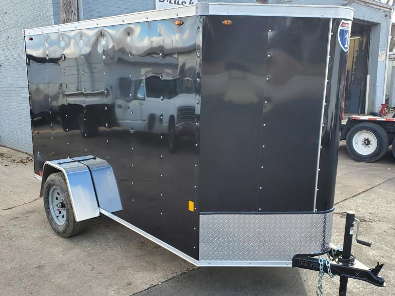 5'X10' ENCLOSED CARGO TRAILER 2021