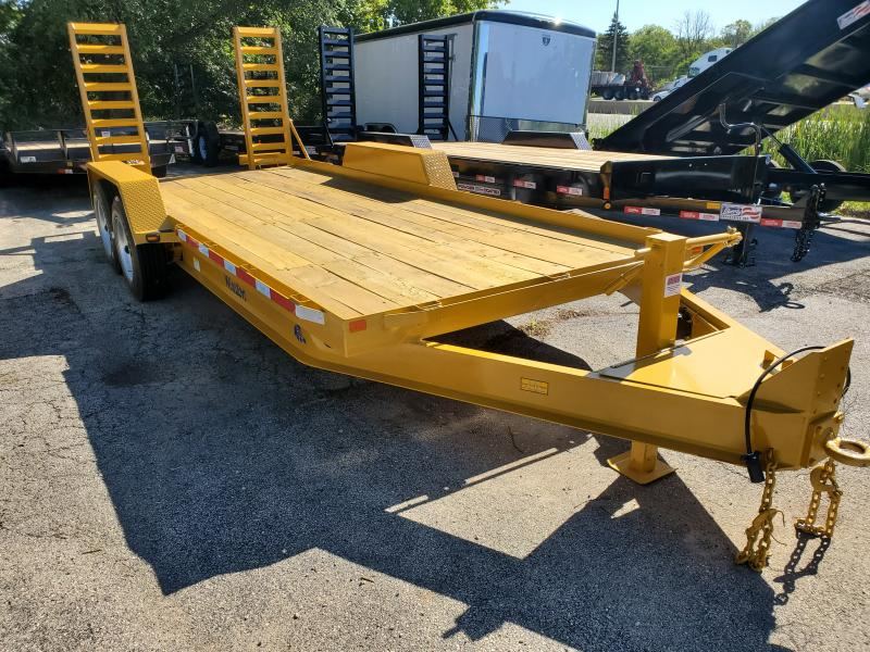 2020 Winston BP20716E Equipment Trailer