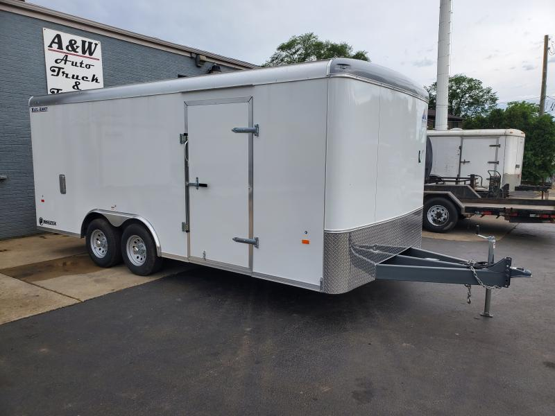 2020 8.5'X16' HAUL ABOUT WITH PACKAGE Enclosed Cargo Trailer