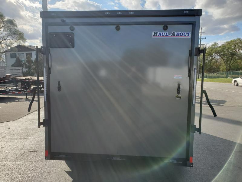 2021 Haul-About CGR7X14 BLACKOUT Enclosed Cargo Trailer