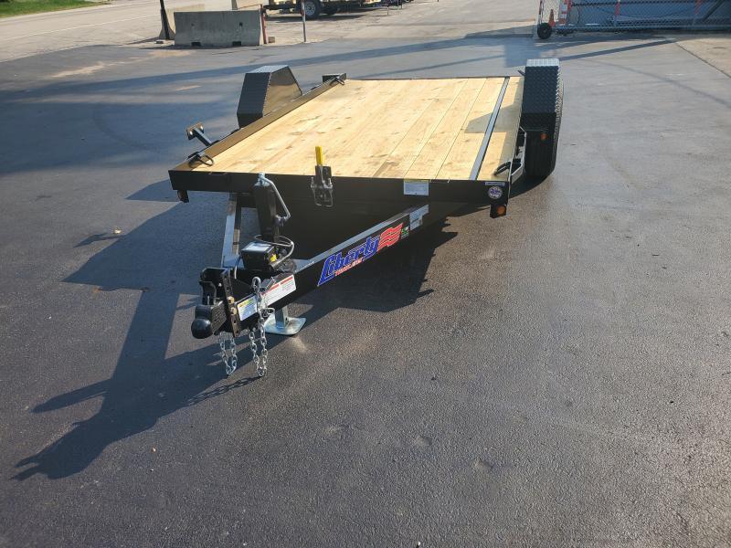 2021 Liberty LT7K79X12AWF Equipment Trailer