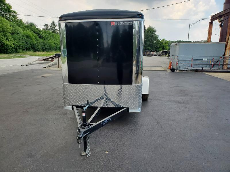 6X12 CARGO WITH CONTRACTOR/LANDSCAPING PACKAGE