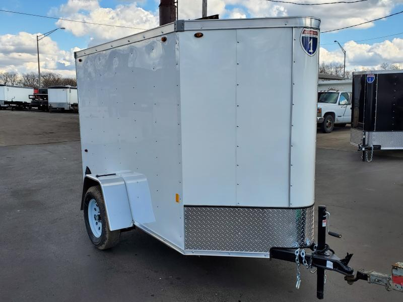 2020 5X8 ENCLOSED CARGO TRAILER