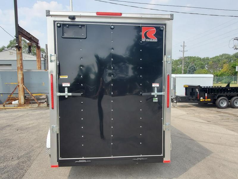 6'x12' TANDEM AXLE ENCLOSED CARGO TRAILER Enclosed Cargo Trailer