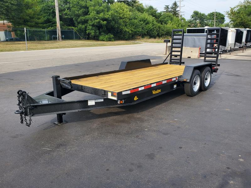 8 TON EQUIPMENT TRAILER WINSTON 2021