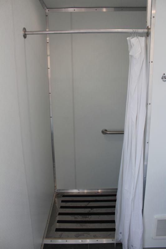 5 Station - ADA +4 Compliant Restroom Shower Trailer Combo