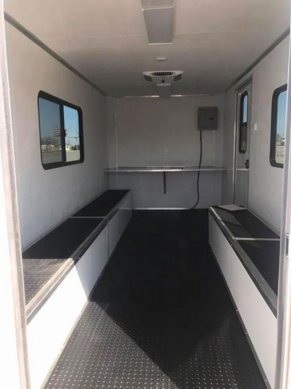 Office Trailer - 20' x 7'