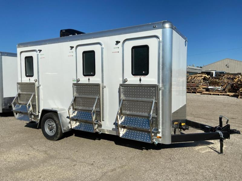 3 Station Restroom Trailer(ARTIC) - Available April 15