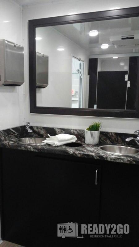 9 Station Restroom - Male Dominant