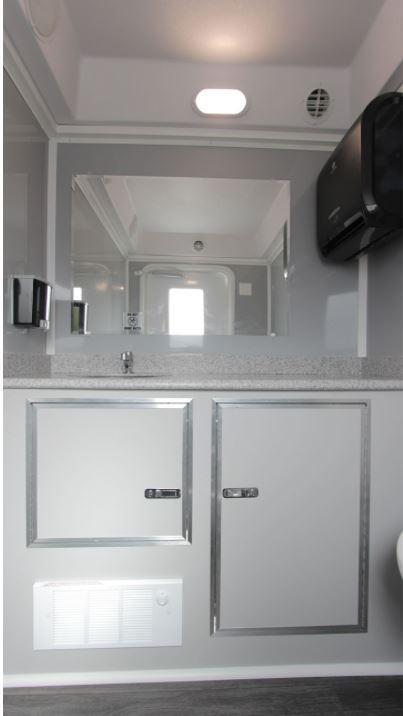 3 Station Restroom Trailer(ARTIC)