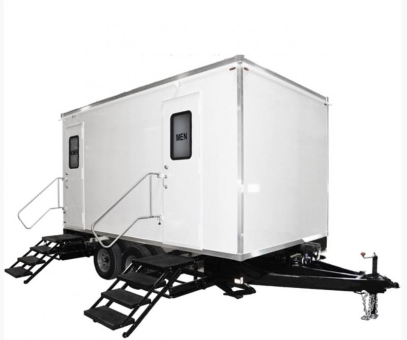 6 Station Shower Trailer ONLY