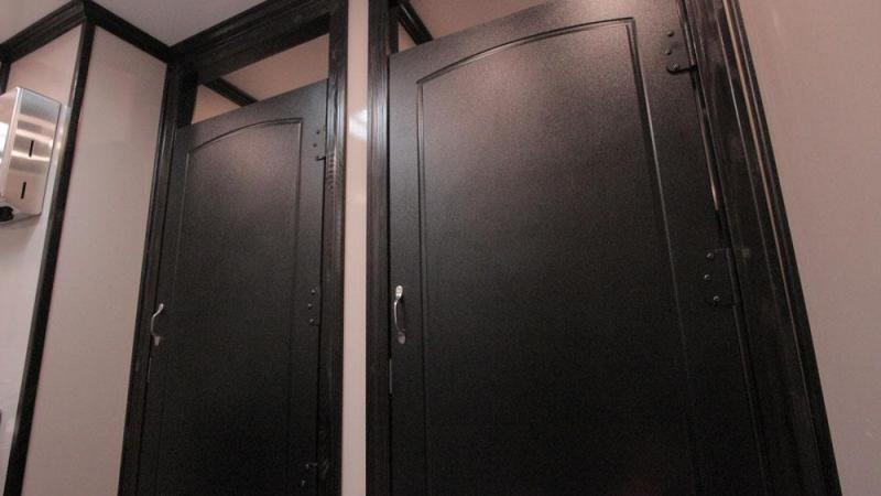 4 Station Restroom Trailer