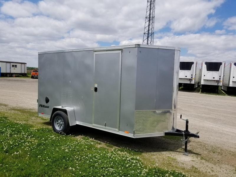 2021 Cargo Express Pro Series 6x12 Enclosed Cargo Trailer