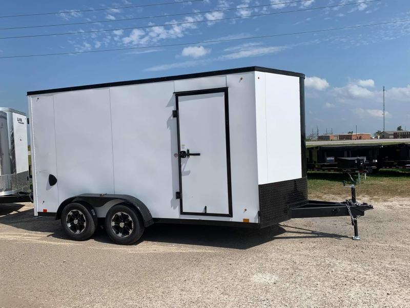 2022 Look Trailers 7x14 Vision Enclosed Cargo Trailer