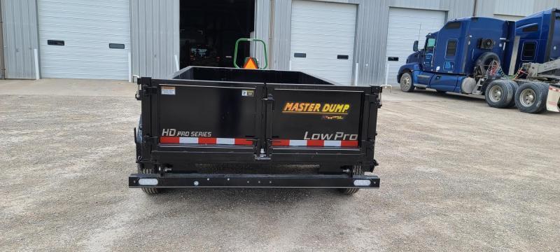 2021 Doolittle Trailer Mfg 72x12 Master Dump 10k Dump Trailer