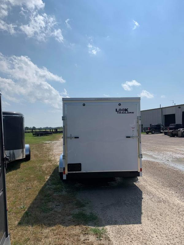 2022 Look Trailers 7X16 Vision Enclosed Cargo Trailer