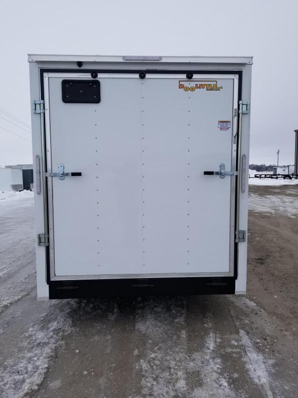 2020 Doolittle Trailer Mfg 7x18 Bullitt Enclosed Cargo Trailer