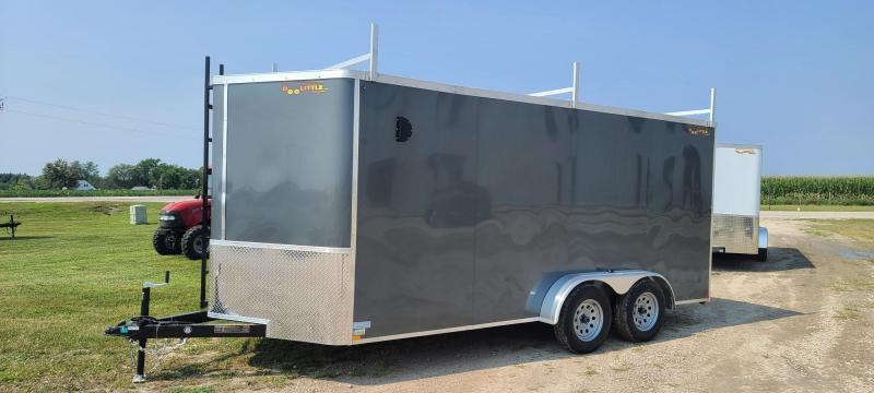 2021 Doolittle Trailer Mfg 7x16 Bullitt Enclosed Cargo Trailer