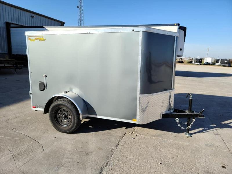 2021 Doolittle Trailer Mfg 5X8 Bullitt Enclosed Cargo Trailer