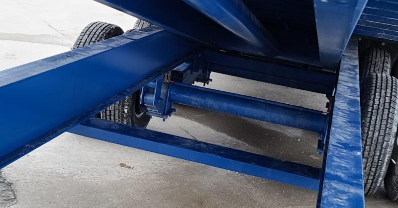 2021 Doolittle Trailer Mfg 102X40 26K Gooseneck Full Tilt Equipment Trailer