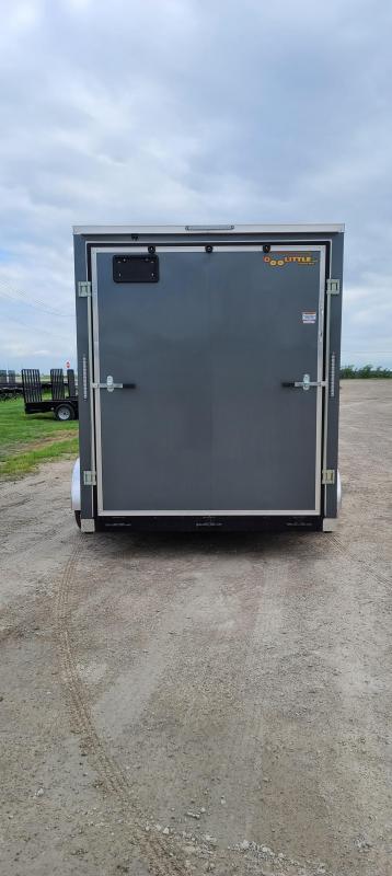 2022 Doolittle Trailer Mfg 7x14 Bullitt Enclosed Cargo Trailer