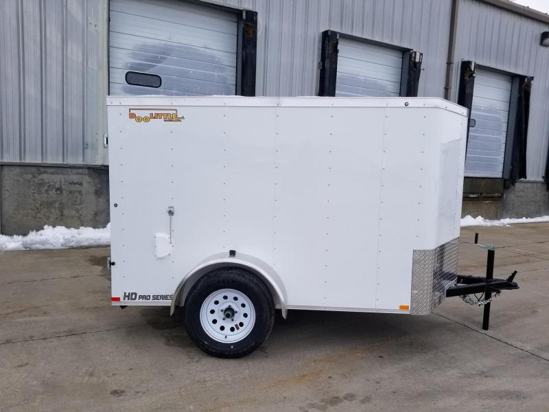 2020 Doolittle Trailer Mfg 5x8 Bullitt Enclosed Cargo Trailer