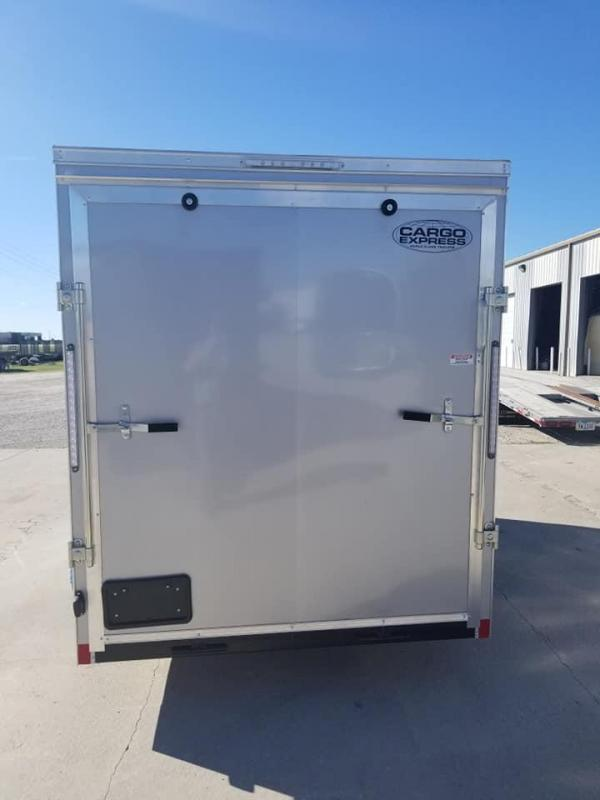 2020 Cargo Express XLW SE 6x12 Enclosed Cargo Trailer