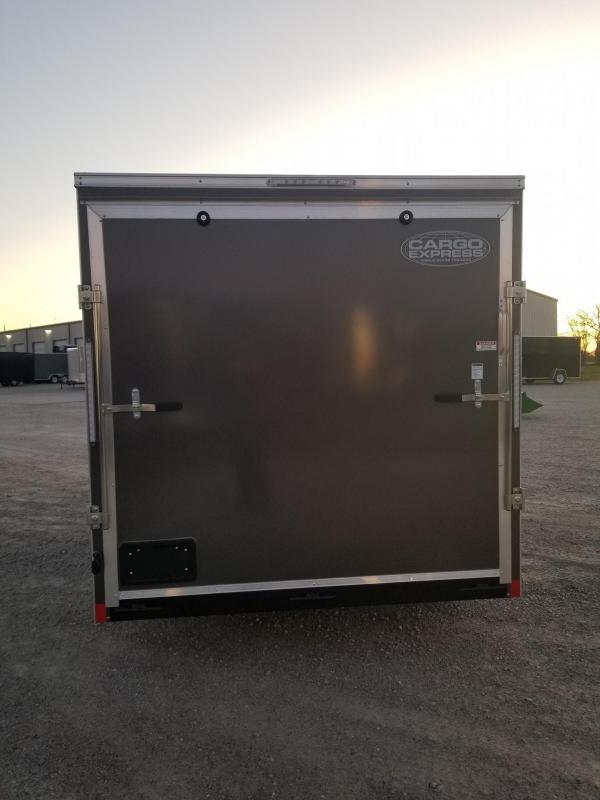 2020 Cargo Express XLW SE 7x16 Enclosed Cargo Trailer