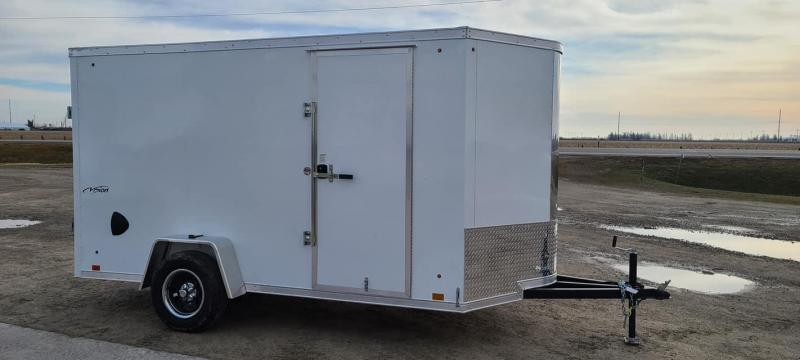 2022 Look Trailers 6x12 Vision Enclosed Cargo Trailer
