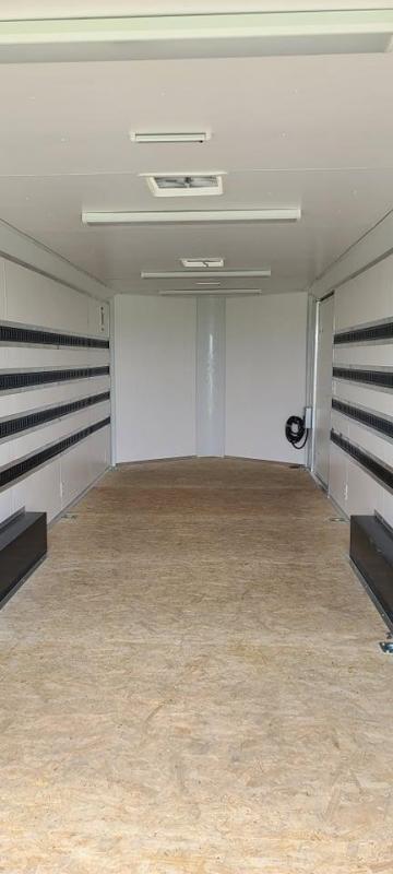 2021 Doolittle Trailer Mfg 8.5x24 14k Enclosed Cargo Trailer