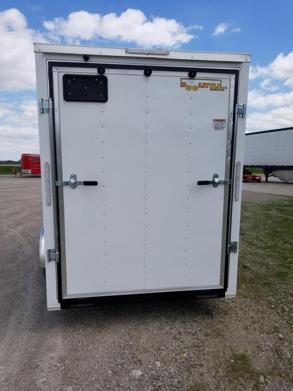 2020 Doolittle Trailer Mfg 6X12 Bullitt Enclosed Cargo Trailer