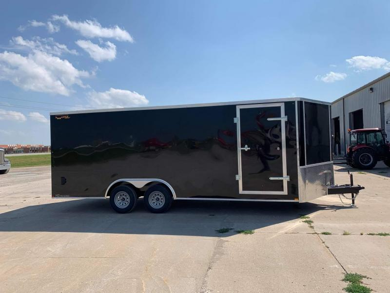 2022 Doolittle Trailer Mfg 8.5x20 7k Bullitt Enclosed Cargo Trailer