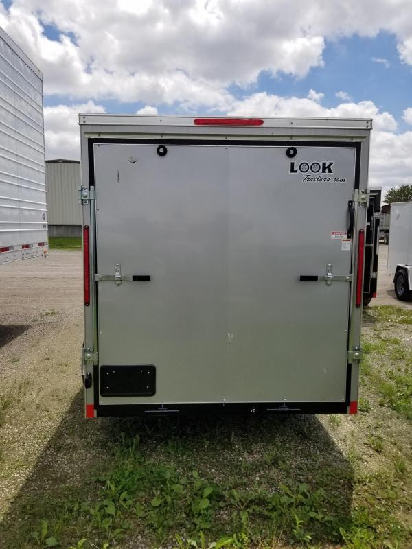 2021 Look Trailers Element 6x12 SE Enclosed Cargo Trailer