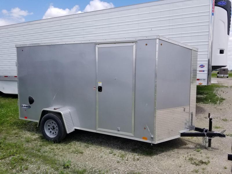 2021 Look Trailers Element 6x12 SE Enclosed Cargo Trailer