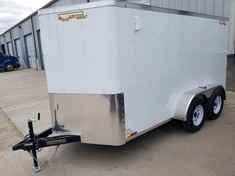 2020 Doolittle Trailer Mfg 6x12 Bullitt Enclosed Cargo Trailer