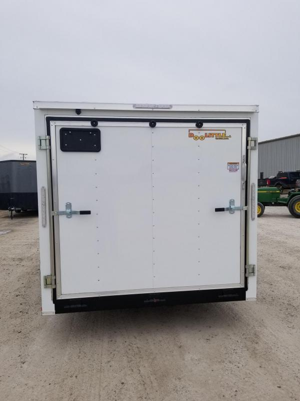 2020 Doolittle Trailer Mfg 7X16 Rally Sport Enclosed Cargo Trailer