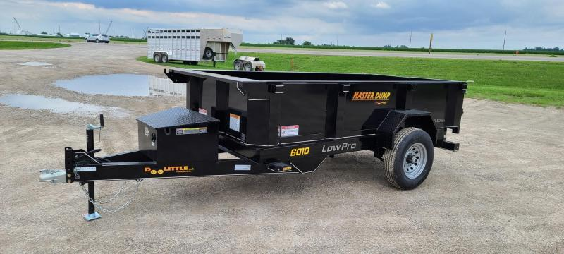 2021 Doolittle Trailer Mfg 60X10 Master Dump 5k Dump Trailer