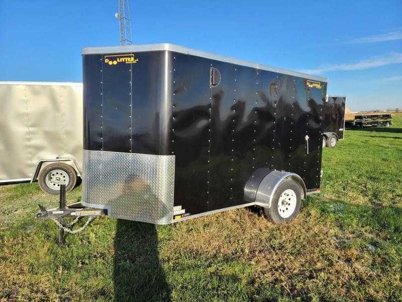 2021 Doolittle Trailer Mfg 6x10 Bullitt Enclosed Cargo Trailer