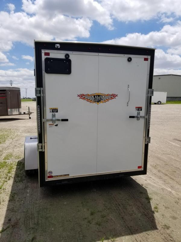 2020 H and H Trailer 6X10 Enclosed Cargo Trailer