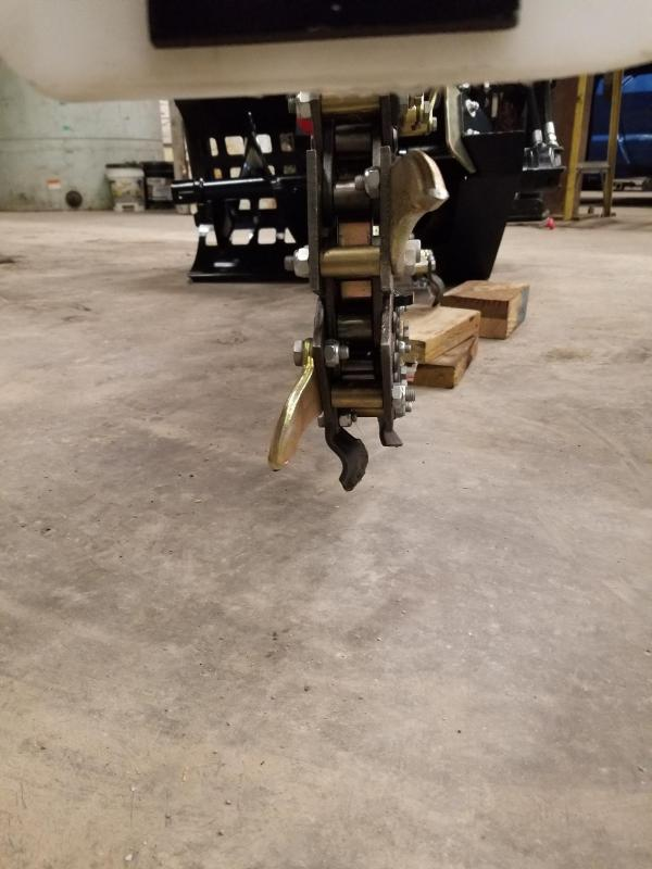 2020 Other SKIDPRO 4FT TRENCHER Equipment
