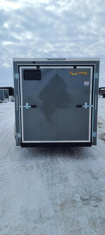 2021 Doolittle Trailer Mfg 6x12 Bullitt Enclosed Cargo Trailer