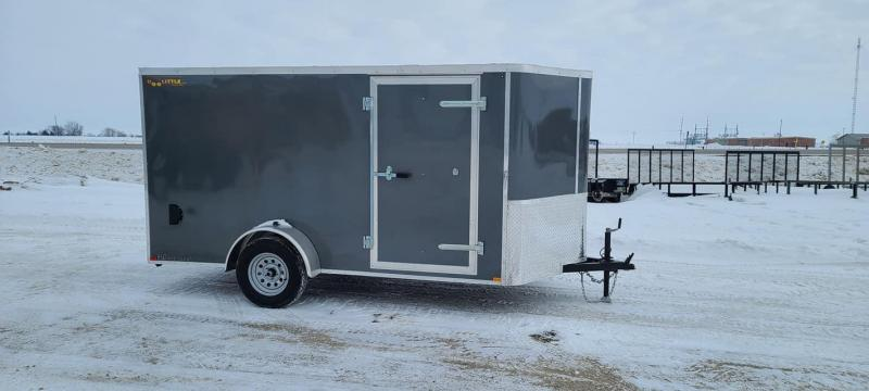 2021 Doolittle Trailer Mfg 6x12 Bullitt Enclosed Cargo Trailer