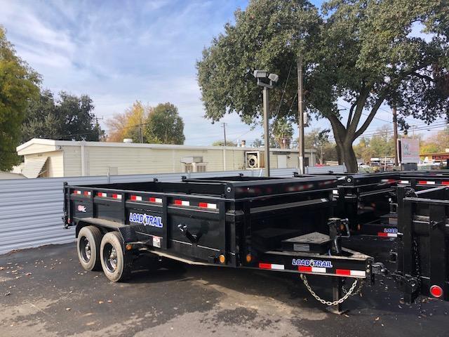 "2020 Load Trail 83"" X 16' Tandem Axle Dump Dump Trailer"