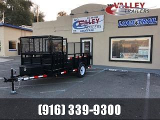 2021 R&J Trailers Inc Custom Landscape Utility Trailer