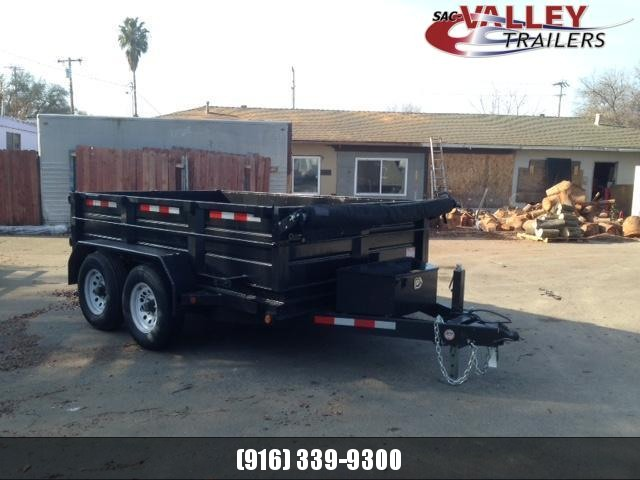 2021 R and J Trailers Inc 6010Dump7k Dump Trailer